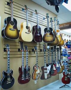 The Gibson B-Stock Guitar Sale is ON NOW at Reid Music Ltd!