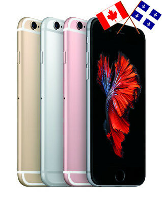 Apple iPhone 6S - 16/32/64/128GB - All colors - Unlocked - Smartphone