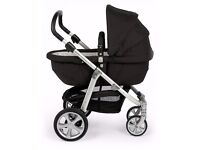 Mamas and Papas Herbie travel system: pram, pushchair and carseat
