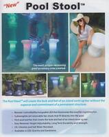 Pool Stools - Island Swim Up Bar!!!! 519 455 9910