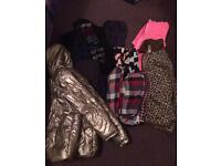 Bundle of girls clothes 11-12