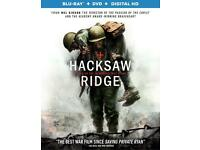 Hacksaw Ridge (2016) HD DVD