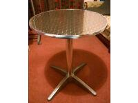 Iron Round Coffee Table