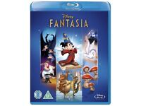 9 lots of Disney Fantasia [Blu-ray] Brand new unopened in original sealed packaging