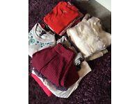 6-8yrs GIRLS CLOTHES BUNDLE