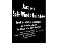 Soft Winds - Jazz Night at The Fairmile