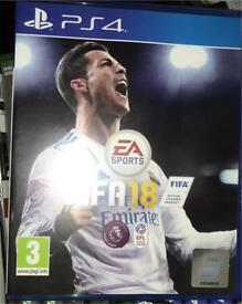 Fifa 18 PS4 Game - can deliver