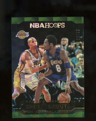 2017 Panini NBA Hoops Career Tribute #299 Kobe Bryant /99