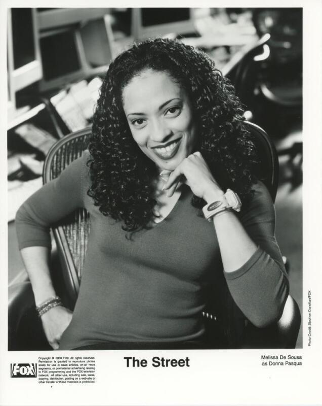 """Melissa de Sousa in """"The $treet"""" Original TV Still"""