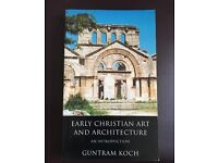 Book title: Early Christian art and Architecture, an introduction,writer: Guntram Koch, art history