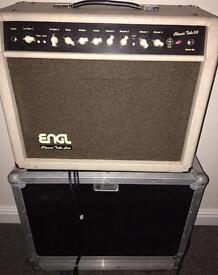 Engl E350C Classic all tube combo amp complete with flight case