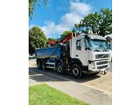 Grab Services - Rubbish Clearance - Waste Disposal - Muck Away - AGGREGATES with FREE LOCAL DELIVERY