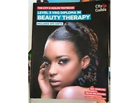 Beauty therapy level 3 diploma book