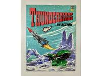 Thunderbirds Comic Albums