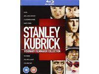 Stanley Kubrick: Visionary Filmmaker Collection (New/unopened)