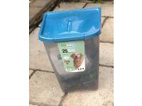25lbs Van Ness Pet Food Container