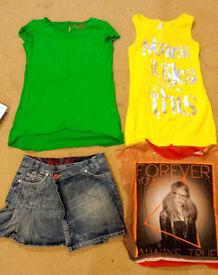 Girls clothing bundle 11 12