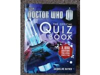 Brand New Doctor Who - The Official Quiz Book