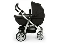 Mamas & Papas Pushchair Ziko Herbie Travel System with a car seat