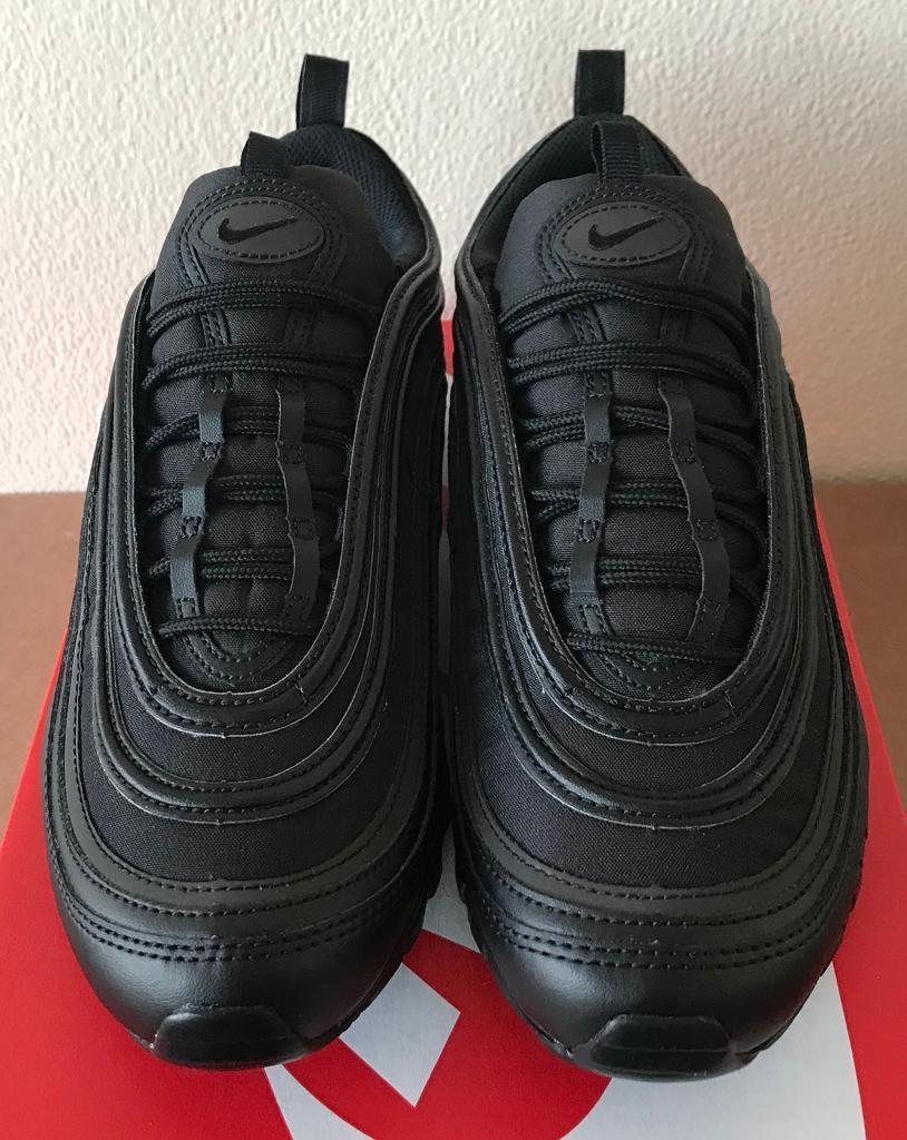 official photos 6d118 a36d5 Nike Air Max 97 Premium  Black Gold  - AA3985 001 - UK 8.5, 10