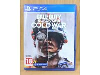 CALL OF DUTY COLD WAR PS4