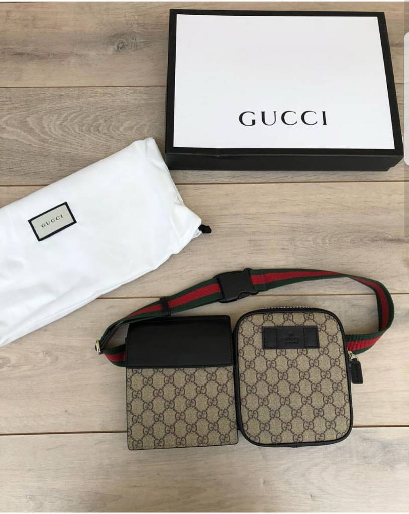 1487aa113487 Gucci gg supreme belt bag | in Wolverhampton, West Midlands ...