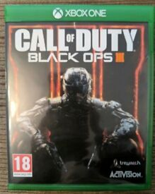 Call of Duty Black Ops 3 III (COD Black Ops BLOPS 3) for Xbox One