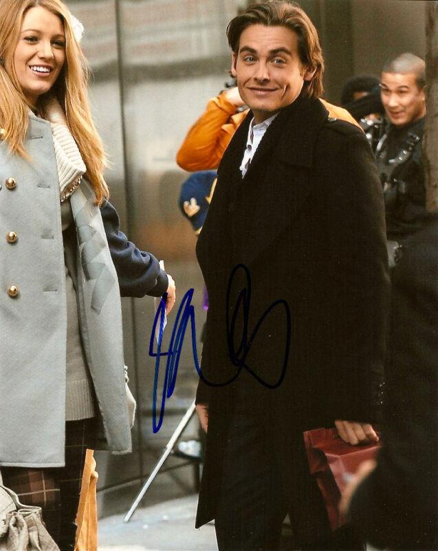 Gossip Girl Kevin Zegers Signed Autographed 8x10 COA