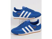 Mens size 7 addidas dragon trainers