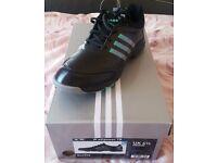 Women's Adidas AdiPower TR Golf Shoes, Black, UK 4.5