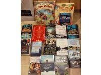 Random Books & Novels.