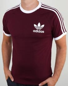 adidas original california t-shirts ( wholesale only )