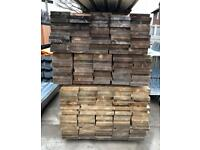 🛎Wooden Scaffold Style Boards ~ New