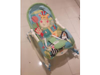 Fisher Price Discover n Grow Newborn Rocker (2nd hand, pristine condition, pick up only)