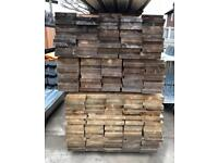 🚨Wooden Scaffold Style Boards ~ 225mm x 38mm x 3.9m