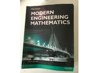 Second hand- Modern Engineering Mathematics by Glyn James