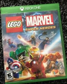 Lego marvel super heros xbox one
