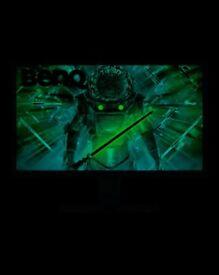 BenQ GL2480 24 Inch 1080p 1 ms 75 Hz LED Eye-Care Gaming Monitor, Anti-Glare, HD