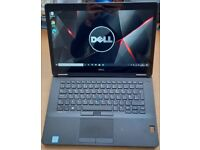 Dell Latitude Laptop, Intel Core i5 6th Gen, 256GB SSD HDD, 8GB Ram