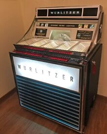 Jukebox for sale - 1965 Wurlitzer 3000 - 200 stereo selections  | in