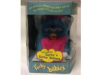 Original/vintage Furby 1999 unopened