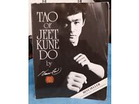 Tao of Jeet Kune Do by Bruce Lee - Book