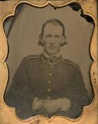 Confederate Ambrotype