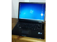 Advent laptop with Office Professional