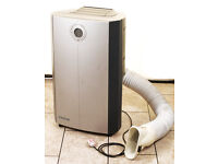 Portable cooling air conditioning unit