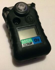 MSA Altair Oxygen Deficiency Monitor Detector