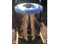 Parry LPG gas Manual fill boiler / tea urn - Brand new