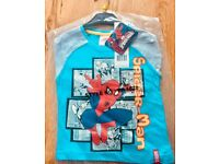 NOW REDUCED, BRAND NEW IN PACK, OFFICIAL SPIDER-MAN T SHIRT