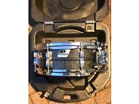 **NOW SOLD** Ludwig Acrolite BGS, Vacuum Drum pad and hard clamshell case.