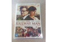 NEW The Railway Man DVD